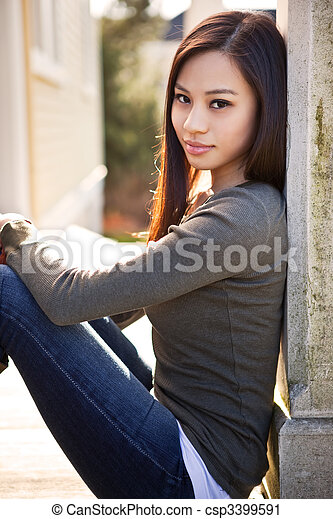 Are Beautiful asian girls consider
