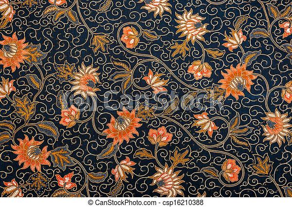 Beautiful Batik Pattern Best Batik Pattern