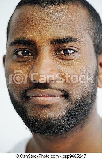 Fine looking black man