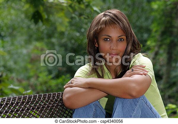 Mature black women pic