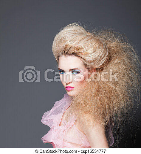 Beautiful blonde - csp16554777