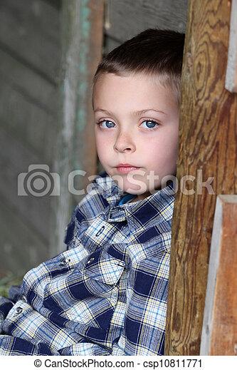 Beautiful boy - csp10811771