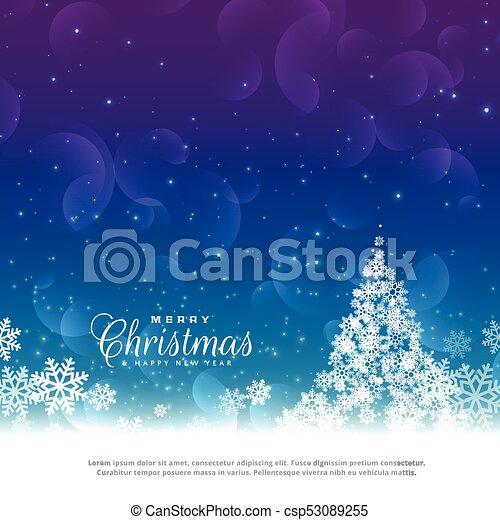 Beautiful Christmas Background.Beautiful Christmas Greeting Card Design Background