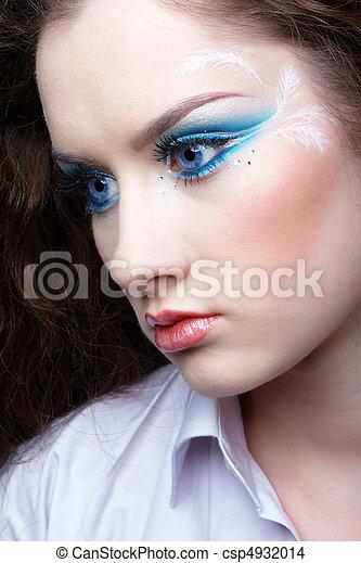 Beautiful girl - csp4932014