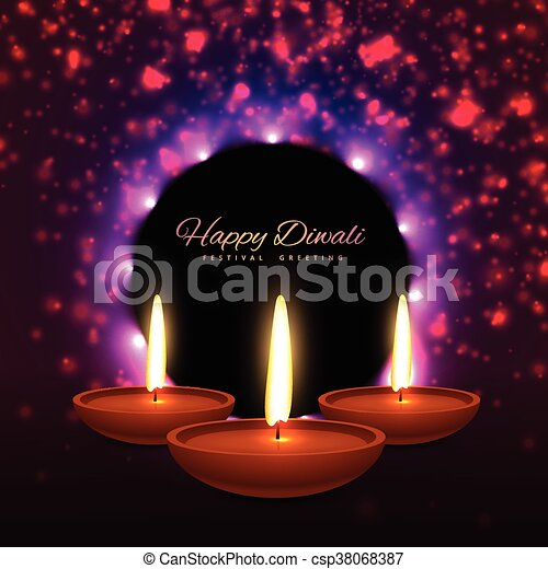 Beautiful happy diwali indian festival greeting card design beautiful happy diwali indian festival greeting card design vector m4hsunfo