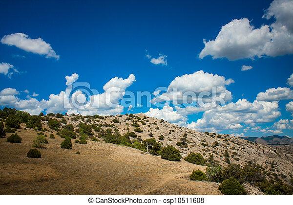 beautiful landscape - csp10511608