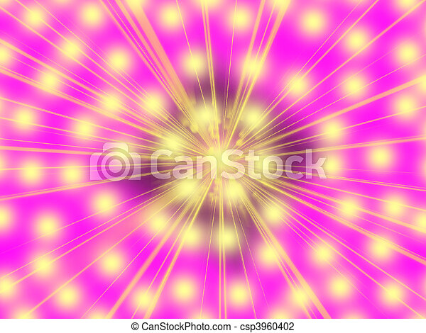 Beautiful light abstract background - csp3960402