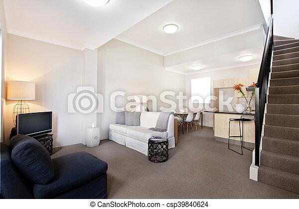 beautiful Living room - csp39840624