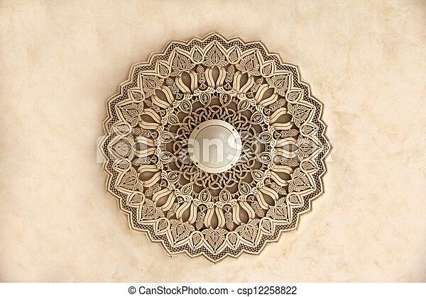 Beautiful Moroccan Architecture. - csp12258822