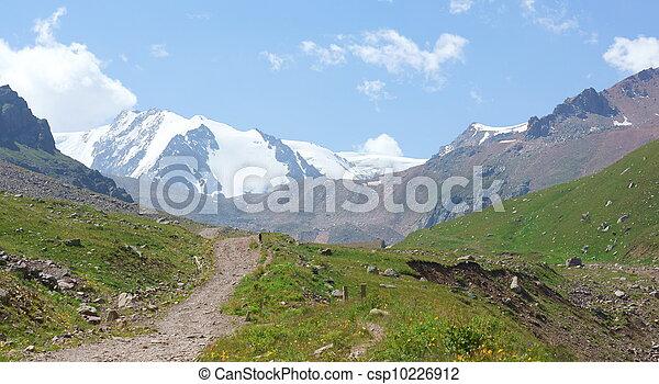 Beautiful mountin trail - csp10226912
