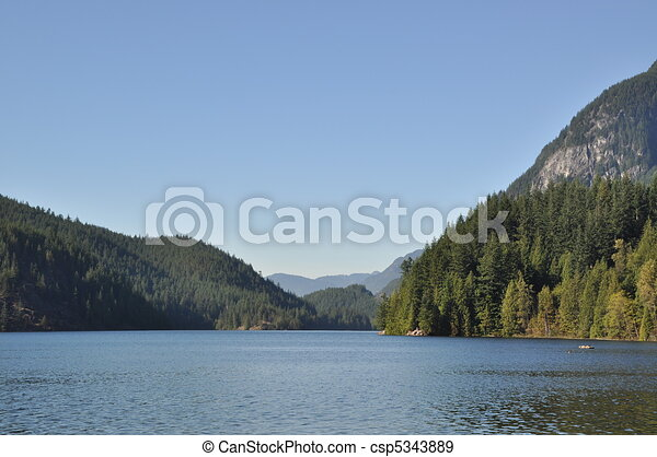 Beautiful nature landscape - csp5343889