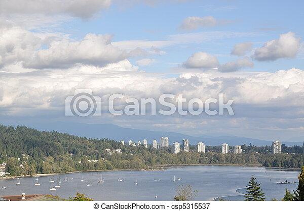 Beautiful nature view - csp5315537