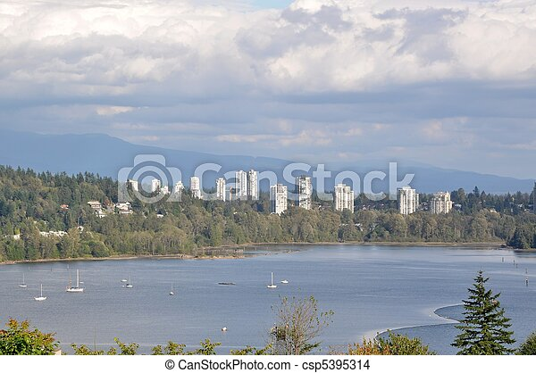 Beautiful nature view - csp5395314