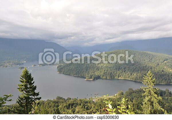 Beautiful nature view - csp5300630