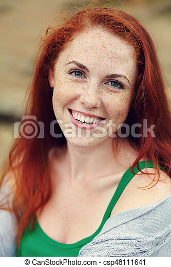 Are Beautiful redhead images true answer