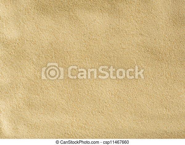 Beautiful Sand Texture  - csp11467660