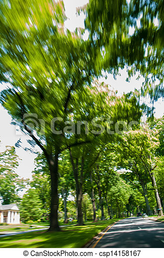 Beautiful scenic road - csp14158167