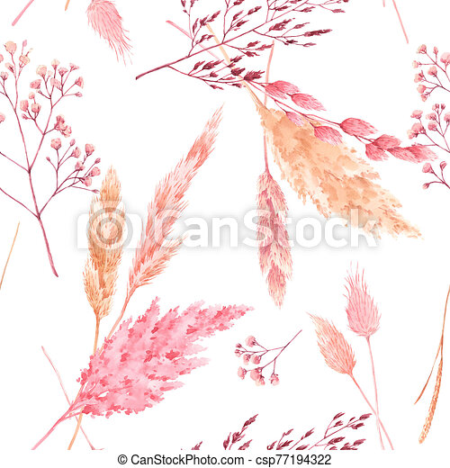 Stock Illustration - Dry grass. the beam is dried up. Clipart gg85874056 -  GoGraph