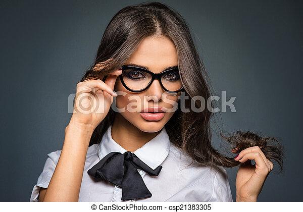 Sexy Mit Brille Brille Sexy Eyes Partybrille Für