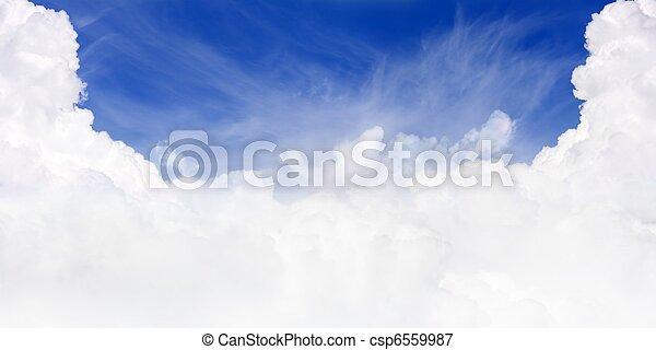 Beautiful sky - csp6559987