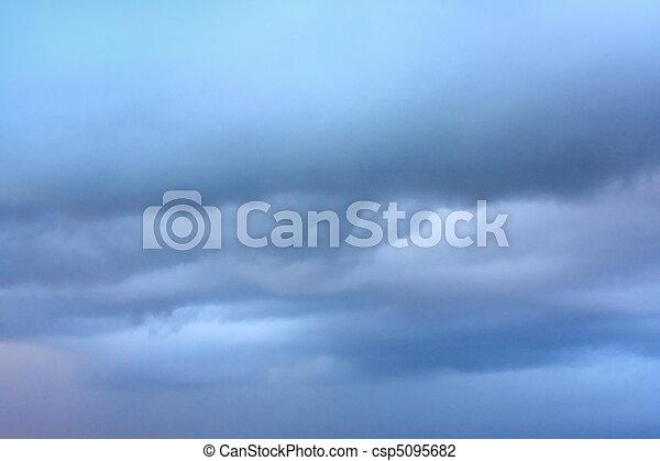 Beautiful sky - csp5095682
