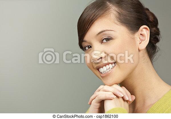 Beautiful Smile - csp1862100