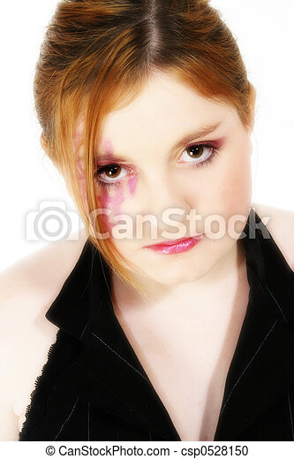 Beautiful Teen Girl - csp0528150