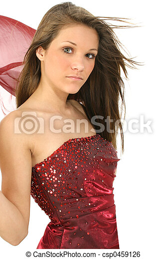 Beautiful Teen - csp0459126