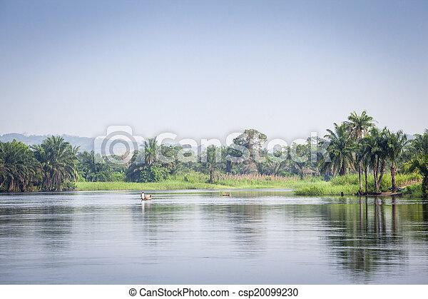 Beautiful tropic scenics - csp20099230