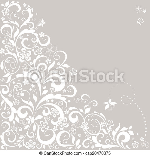 Beautiful wedding background - csp20470375