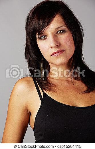 Beautiful woman - csp15284415