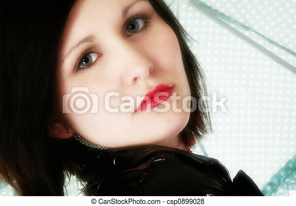Beautiful Woman - csp0899028