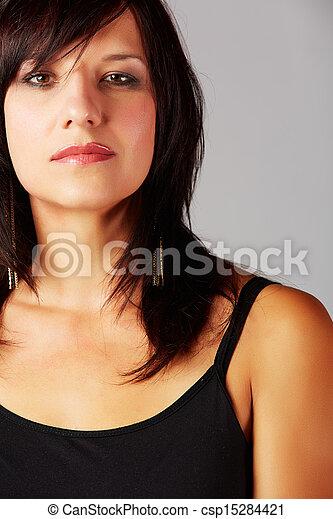 Beautiful woman - csp15284421