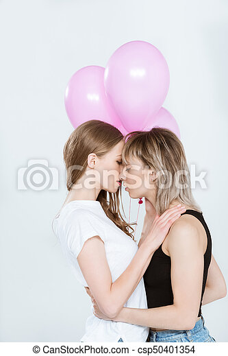 Free lesbian pink