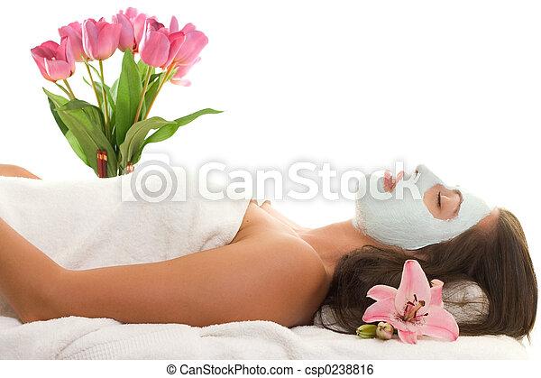 Beautifying Treatment - csp0238816