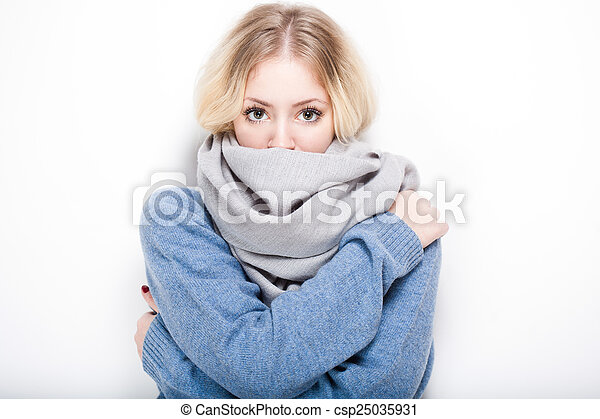 beauty., κρύο , eather - csp25035931