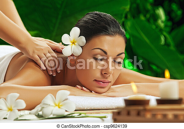 beauty and spa - csp9624139