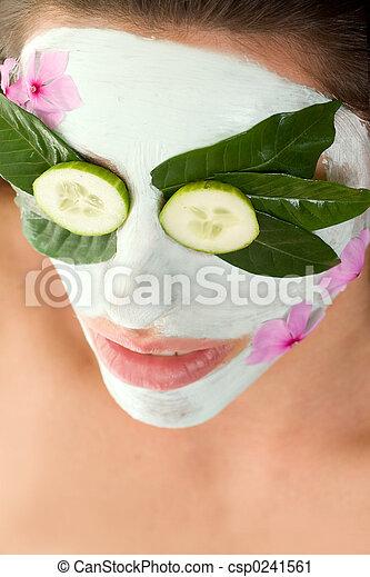 Beauty Mask - csp0241561