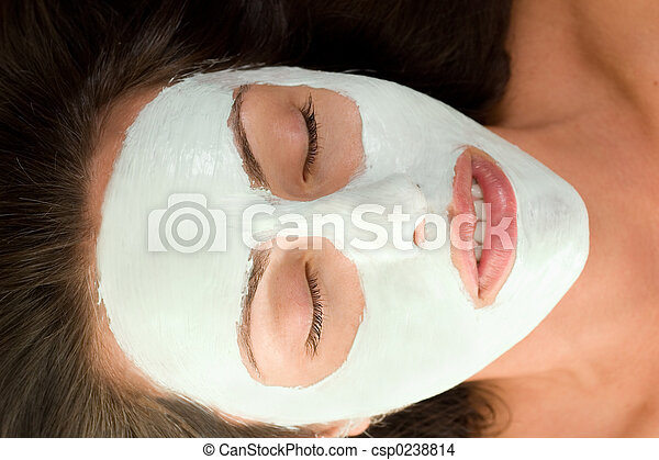 Beauty Mask - csp0238814