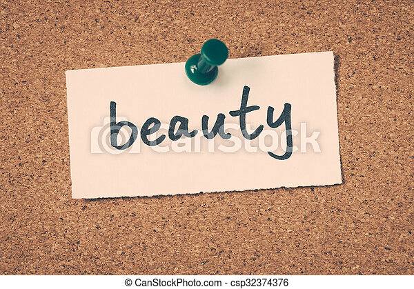 beauty - csp32374376