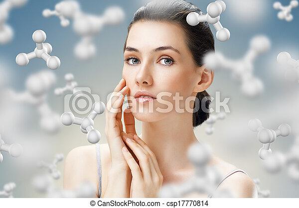 beauty portrait - csp17770814