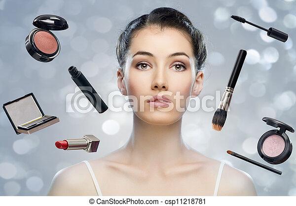 beauty portrait - csp11218781