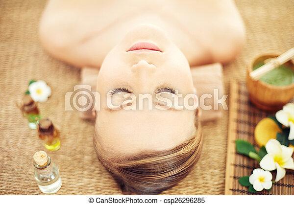 Beauty spa - csp26296285
