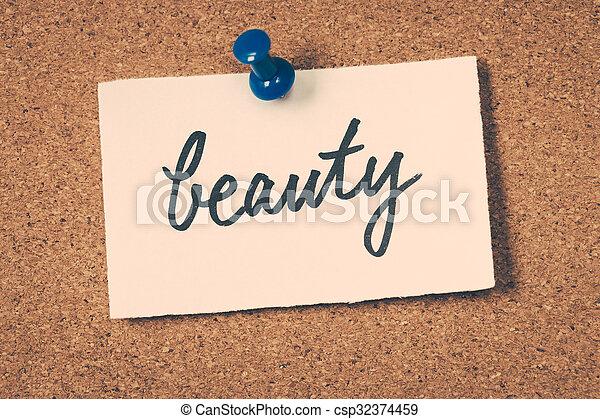 beauty - csp32374459