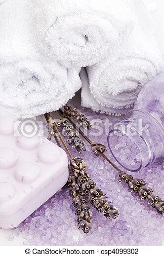 beauty treatment - csp4099302