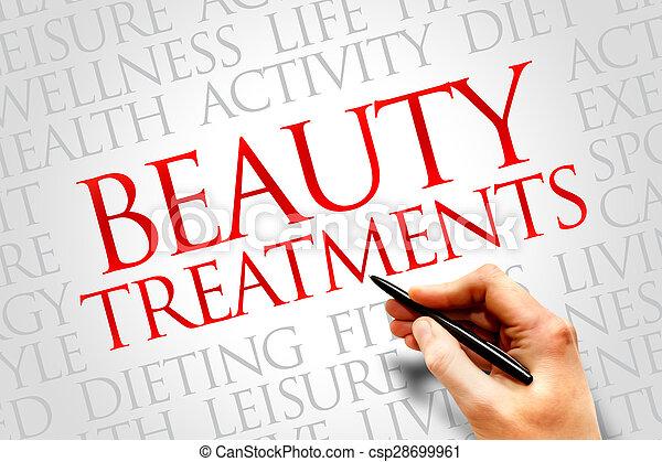 Beauty Treatments - csp28699961