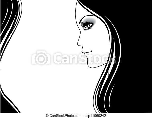 Beauty woman - csp11060242