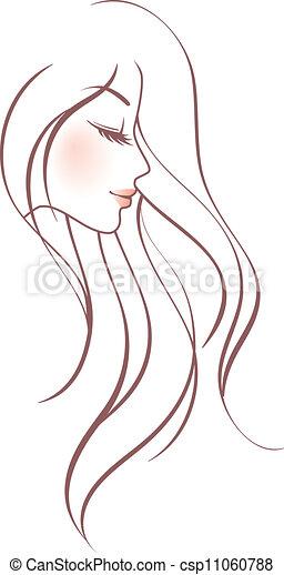 Beauty woman - csp11060788
