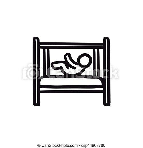 Famoso Bebé Libre De Pesebres Muebles Composición - Muebles Para ...