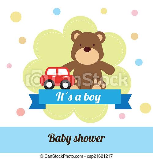 Diseño de bebés - csp21621217